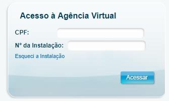 Agência virtual para conseguir a 2 via conta Eletropaulo