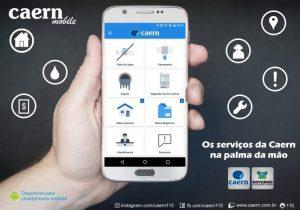 Caern Mobile - Caern 2 via