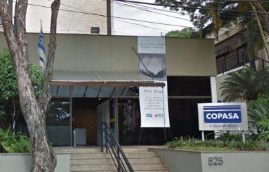 Sede da Copasa em Minas Gerais