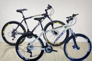Bicicleta MTB GTSM1 Walk com 21 marchas
