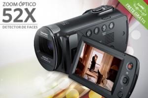 Filmadora Samsung  HMX-F80