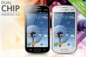 Samsung Galaxy S Duos com 3G