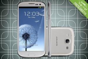 Samsung Galaxy S III com Android 4.0