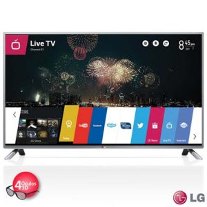 "Smart TV 3D LED LG 42"" Full HD"