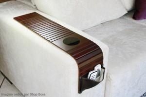 Esteira longa para sofá