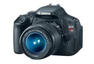 Câmera Reflex Canon Eos Rebel T3i