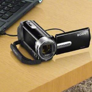 Filmadora Digital de Mão Sony SD DCR-SX22