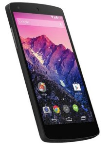 Smartphone Google Nexus 5 Preto 16GB