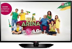 Smart TV LED 42 LG 42LN5700 FULL HD