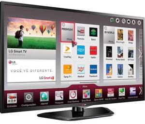 SmartTV LED 32 LG 32LN570B