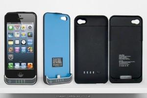 Capa carregadora para iPhone
