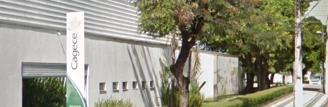 Foto da Sede da Companhia de Água e Esgoto do Ceará