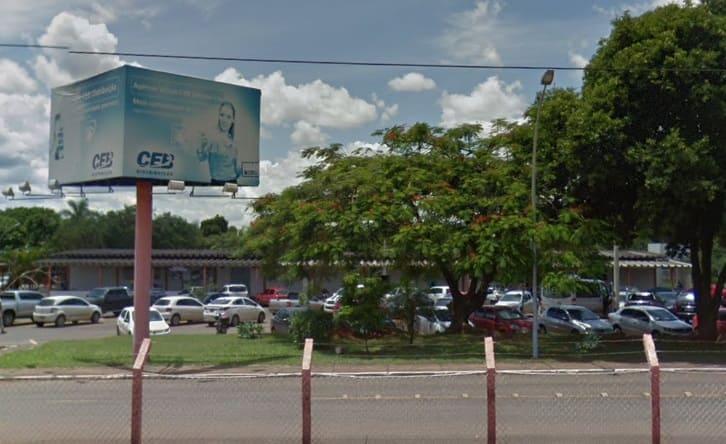 Foto da Sede da Companhia Energética de Brasília