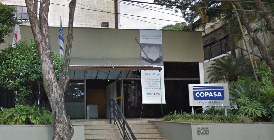 Imagem da Sede da Companhia de Saneamento de Minas Gerais