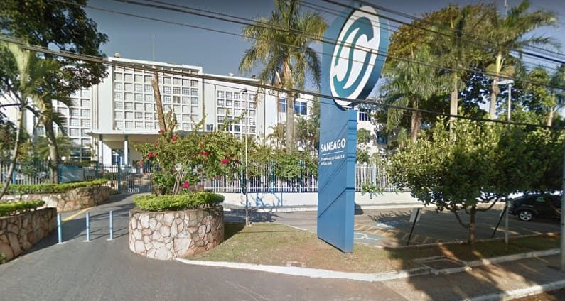 Imagem da Sede da Saneago