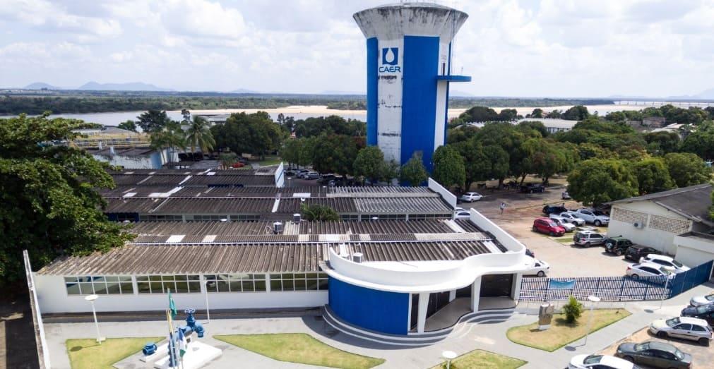 Foto da Sede da Companhia de Águas e Esgotos de Roraima