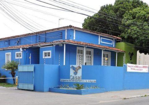 Sede da Companhia de Saneamento de Alagoas