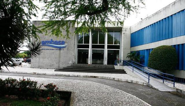 Imagem da Sede Empresa Baiana de Águas e Saneamento