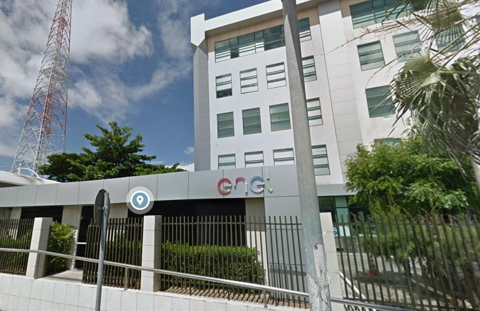 Foto da Sede da Enel Distribuição Ceará