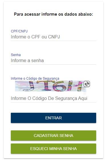 Print da Pagina de acesso a Amazonas Energia 2 via fatura