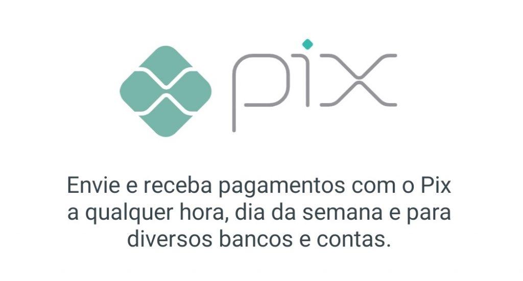 Print da Logomarca PIX