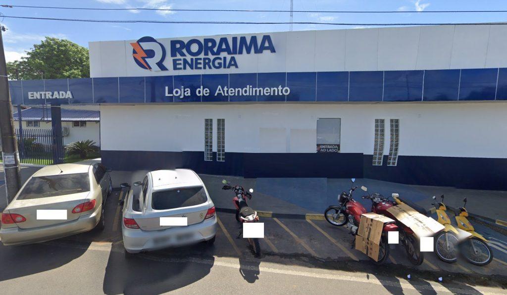 Foto da Loja de atendimento da Roraima Energia