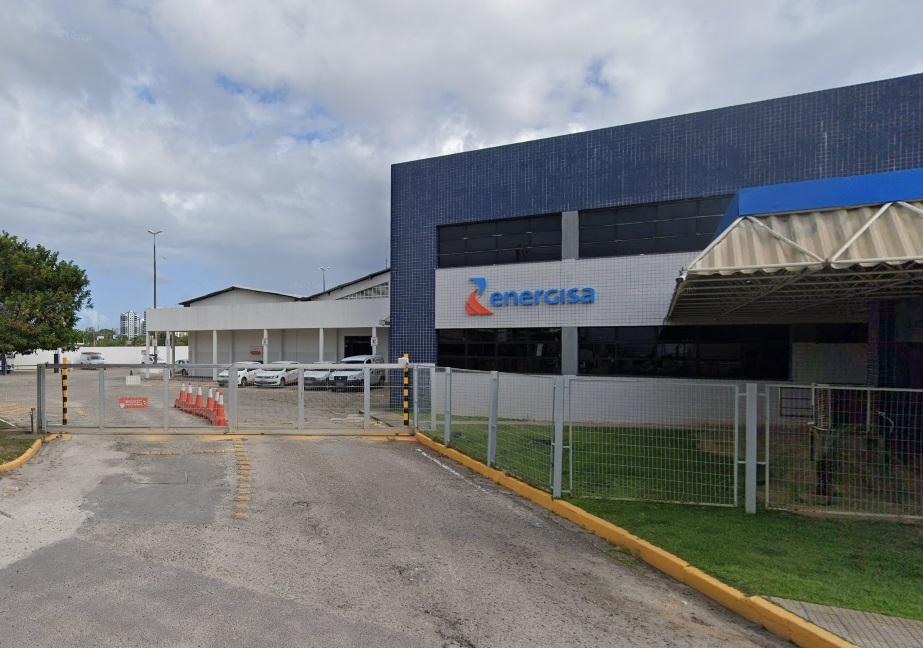 Foto da Sede da Companhia de Energia Elétrica do Estado de Sergipe